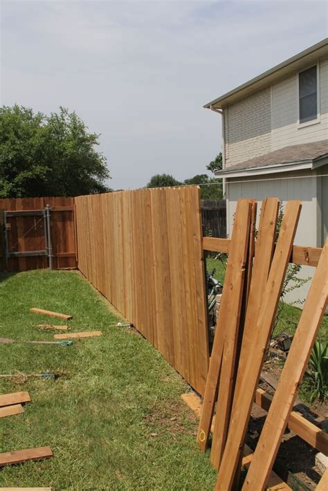 fence ideas for large yard backyard privacy fences different cheap fence ideas for idea 7 theboxtc
