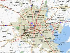 houston map of houston map