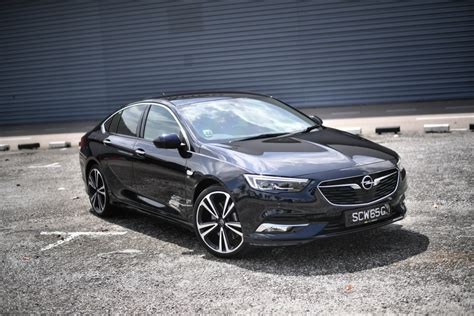 Opel Insignia Review by Opel Insignia Grand Sport Review Torque