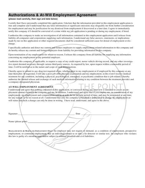 Point of origin job application