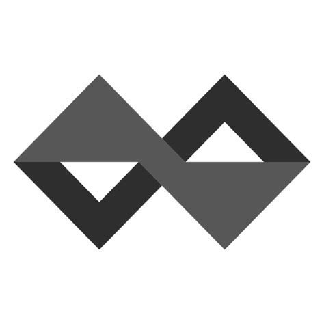geometric pattern logos geometric infinity logo infinite transparent png svg