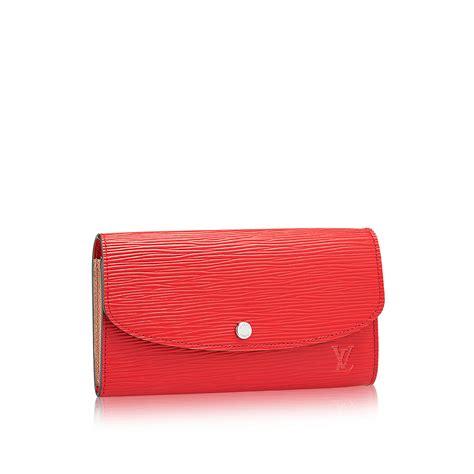 Lv Wallet Emilie emilie wallet epi small leather goods louis vuitton