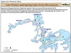 eagle lake canada map eagle lake may 2010
