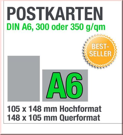 Postkarten Drucken Overnight by Druck Von Postkarten Im Format A6 148 X 105 Mm