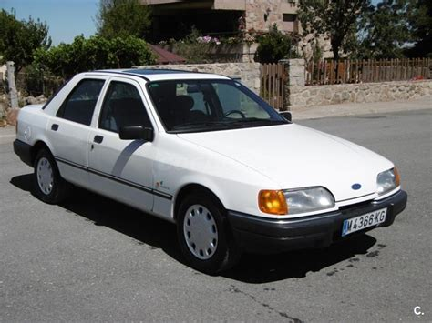 how can i learn about cars 1988 ford ford sierra sierra 2 0i gl gasolina blanco del 1989 con 43600km en madrid 33522753