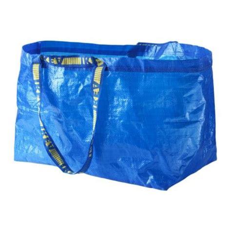 the huge bag of frakta shopping bag large ikea