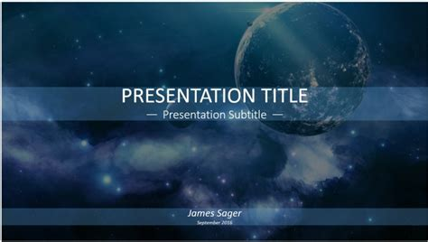space powerpoint template space powerpoint 12847 free powerpoint space