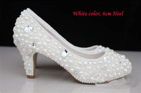 1 Inch Bridal Shoes by Popular 2 Inch Ivory Wedding Shoes Buy Cheap 2 Inch Ivory