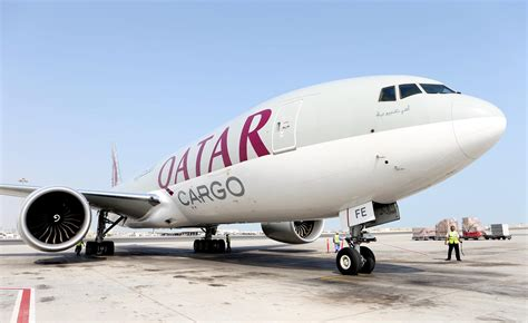 news qatar airways cargo launches mobile app aviation news and services