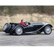 1936 Jaguar SS 100 Roadster Retro S R Wallpaper