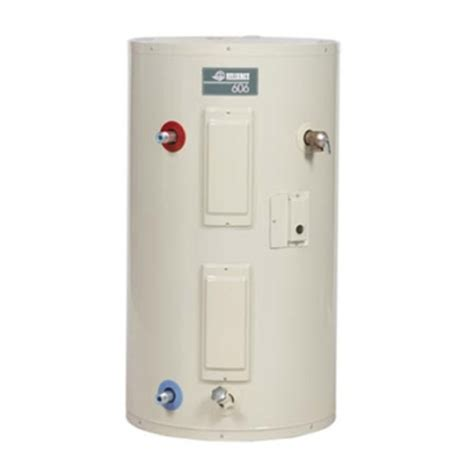 reliance 174 40 gal electric mobile home water heater 6 40