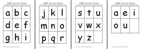 printable lowercase alphabet letters flashcards free printable alphabet flash cards