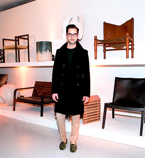 bennett leifer launch party for 1stdibs contemporary furniture platform