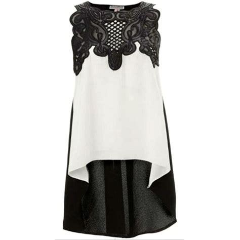 Blouseblouse Wanitafira Blouse blouse wanita froral lace chiffon size l white jakartanotebook