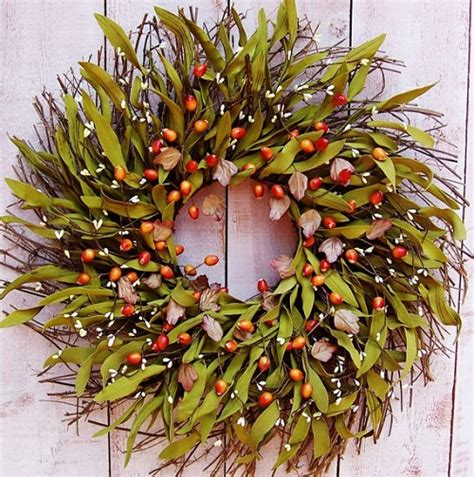 wreath ideas how to create autumn wreath decorating ideas