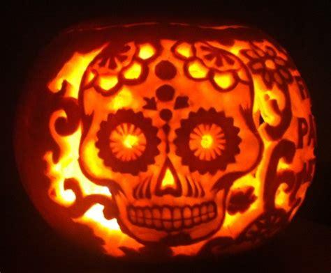 love this skull pumpkin halloween pinterest