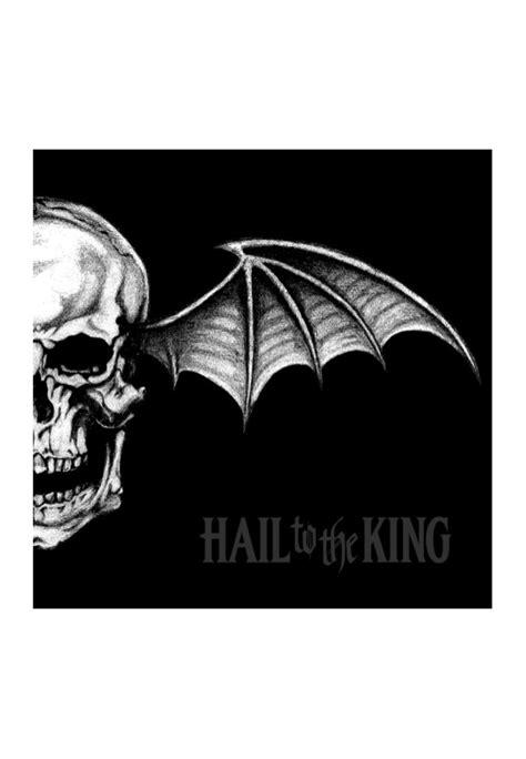 Avenged Sevenfold - Hail To The King - CD - Offizieller