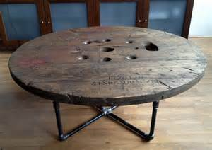 Spool Coffee Table For Sale Unique And Functional Ways To Use Wire Spool Table