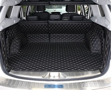 cargo mat for 2017 subaru forester high quality special trunk mats for subaru forester 2018