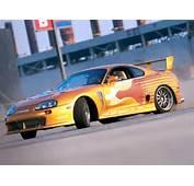 Fast Auto Toyota Supra And Furious Cars