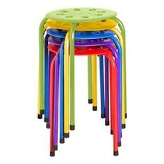 Norwood Plastic Stack Stools by Stools For Guided Reading Table 5 Gallon Buckets And Lids