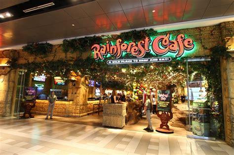 Home Decor Elephants family friendly rainforest cafe opens at harmon corner