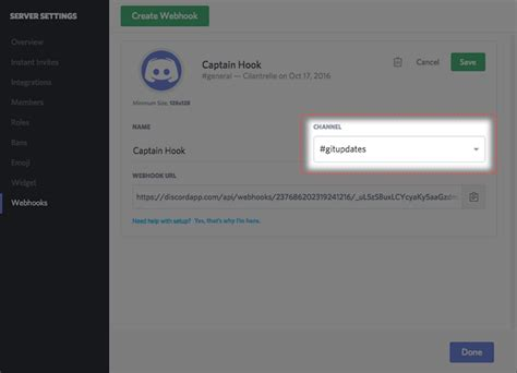 discord quote message intro to webhooks discord
