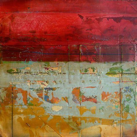 fresco mixed media fresco i by helene steene abstract mixed media
