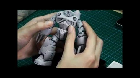 Bandai Z Gok Rg by Bandai 1 144 Rg Msm 07s Z Gok Work In Progress Part 1
