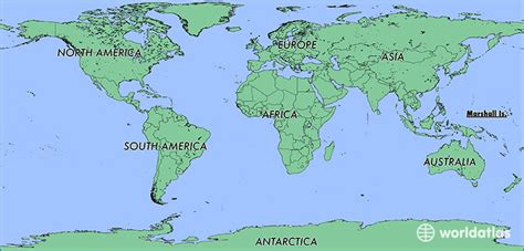 where are the marshall islands on a world map where is the marshall islands where is the marshall