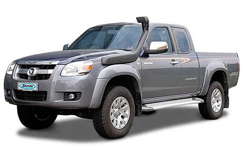 mazda 4x4 safari snorkel mazda bt 50 snorkels for bt 50 4x4 vehicles
