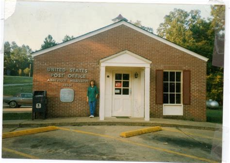 Ms Post Office by Abbeville Ms Post Office Photo Picture Image