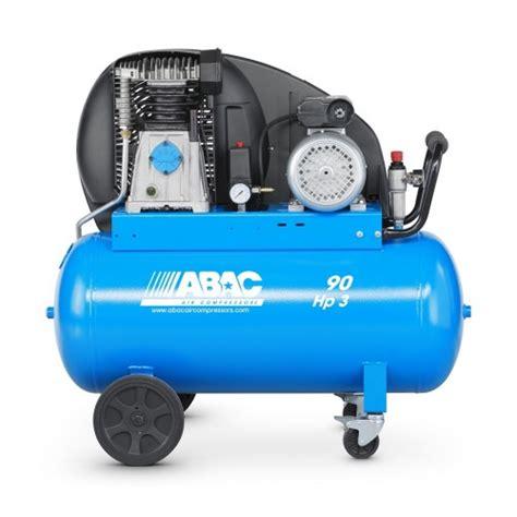 abac ab  cm  belt drive air compressor hp  litre  cfm air supplies uk