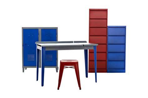 bureau tolix bureau clapet m 233 tal color 233 tolix mobilier design en ligne