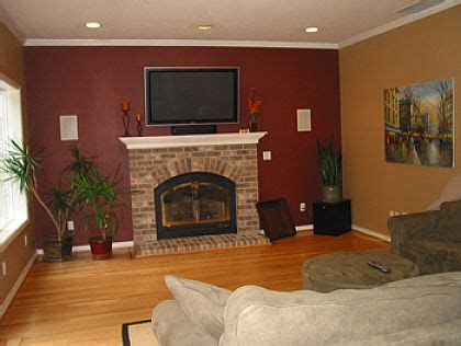 accent wall paint colors ideas painted accent walls color