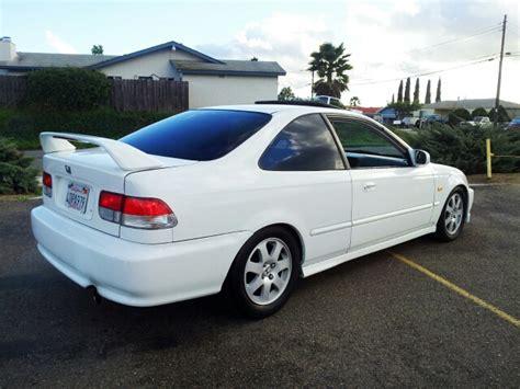 1999 Honda Civic Ex by Escuelaenelaire Honda Civic Ex 1999 Coupe Images