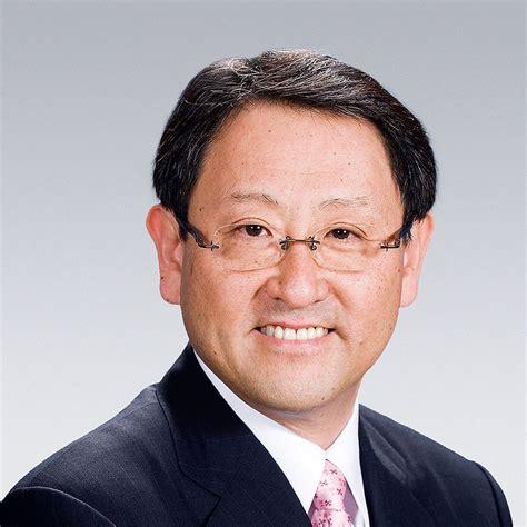 Ceo Toyota Akio Toyoda Toyota Worldfinance100 2012
