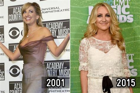 country stars where are they now lee ann womack then and now country stars zimbio