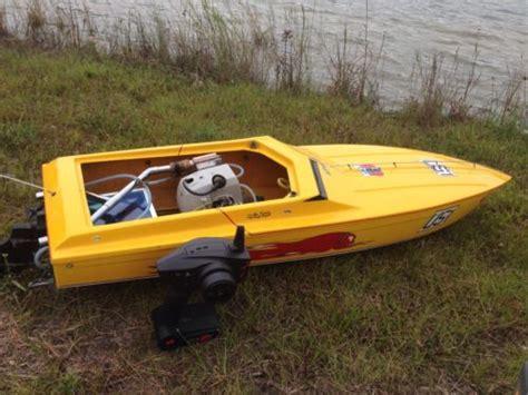 rc gas boat for sale used rc boats for sale classifieds