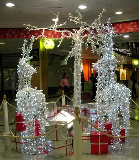 christmas decorations lights indoors images