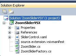coding last solution zoomslidervsx visual studio extension vsx 2010