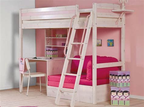 lit mezzanine bureau fille fauteuil chambre ado gara c2 a7on chaios com