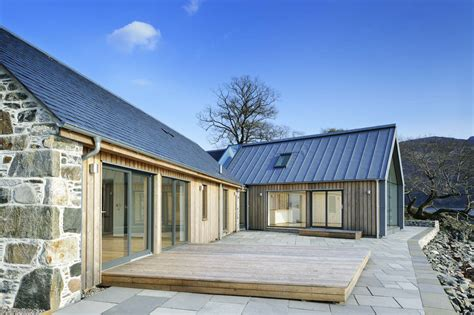 loch duich rural design architects isle of and