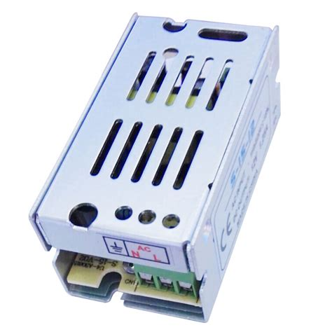 Promo Adaptor Dc 12v 1a In 220v Ac Power Supply 2 1x5 5mm Adapter Led voltage transformer power supply ac 110 220v to dc 12v 1a silver lw ebay