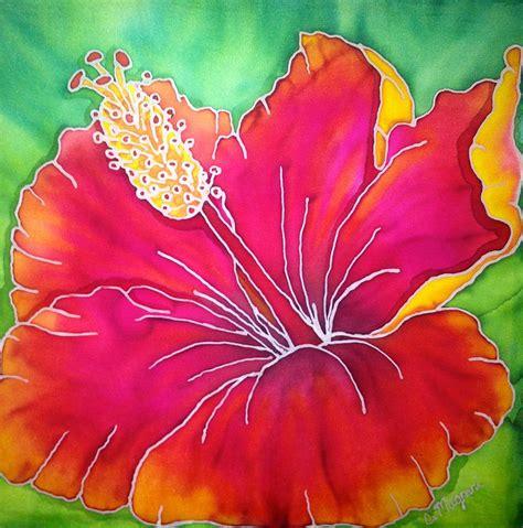 hawaiian flower painting paintings flowers studio design gallery best design