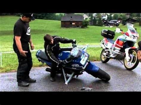 Motorrad Fahren Bis Wie Viel Grad american chopper motorrad fahrstunde by dmax