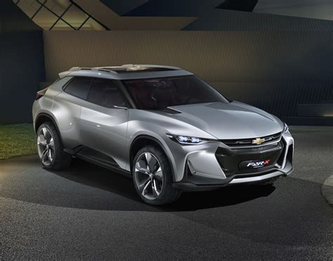 chevrolet fnr x concept revealed gm authority