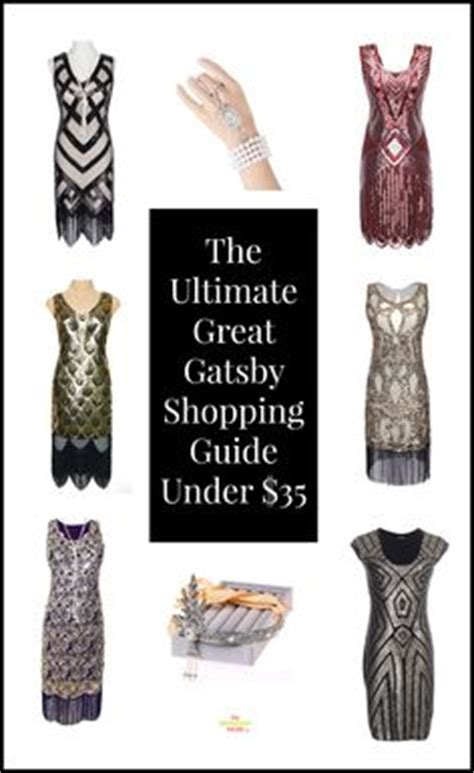 theme of pride in the great gatsby flapper dresses and gatsby deco styles are still hot due