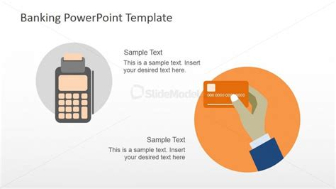 Credit Card Powerpoint Template Slidemodel Card Powerpoint Template