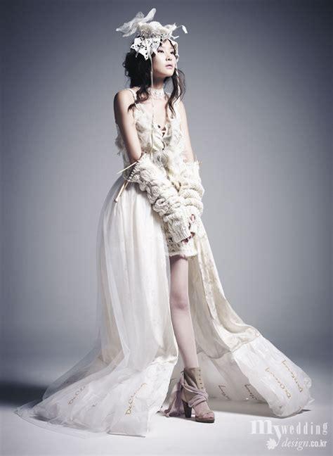 Wedding Dress Sub Indo by Mywedding 제3의 웨딩 룩을 찾아라 Wedding Dress Into Arts
